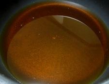 揚げサバの甘辛煮 調味料