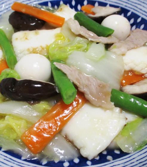 五目うま煮(八宝菜) 大