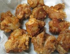 鶏の唐揚げチリパウダー 調理⑤
