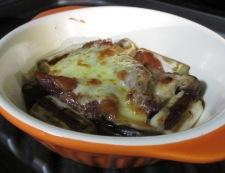 やきとり缶とネギのチーズ焼き 調理⑥