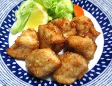 鶏むね肉の中華風唐揚げ 調理⑥