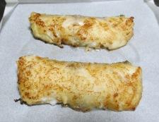 タラの和風マリネチーズ焼き 調理④