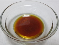 鶏皮サラダ 柚子こしょうポン酢ドレッシング