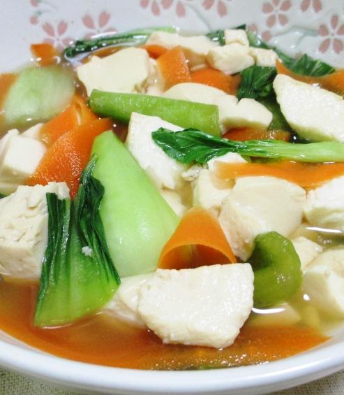 くずし豆腐 B