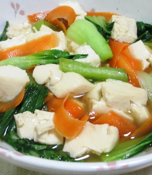 くずし豆腐 大