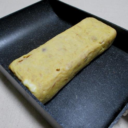 ツナ出汁巻き 調理