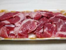 牛すじ焼き豆腐 材料①