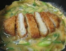 カツ煮 調理⑤