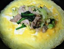 とん平焼き 調理4
