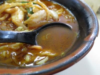 八百半スープ