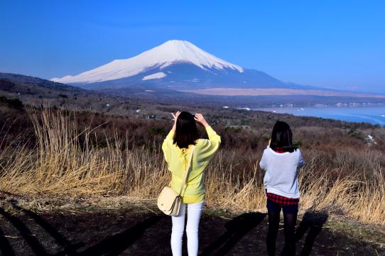 富士山を望みて言うことなし