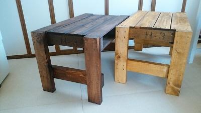 パレットテーブル