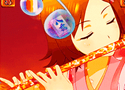 パチンコ「CR 麻雀姫伝」で使用されている歌と曲の紹介。「咲かせて chu chu!」
