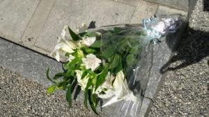 ブルーの墓参り1