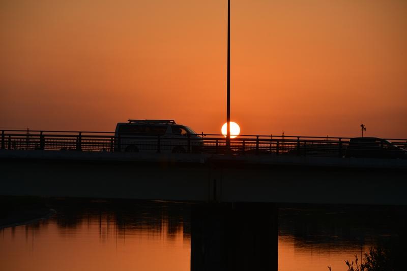 橋に沈む-2