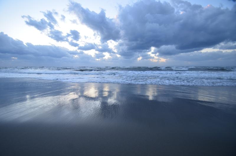空と波と-2