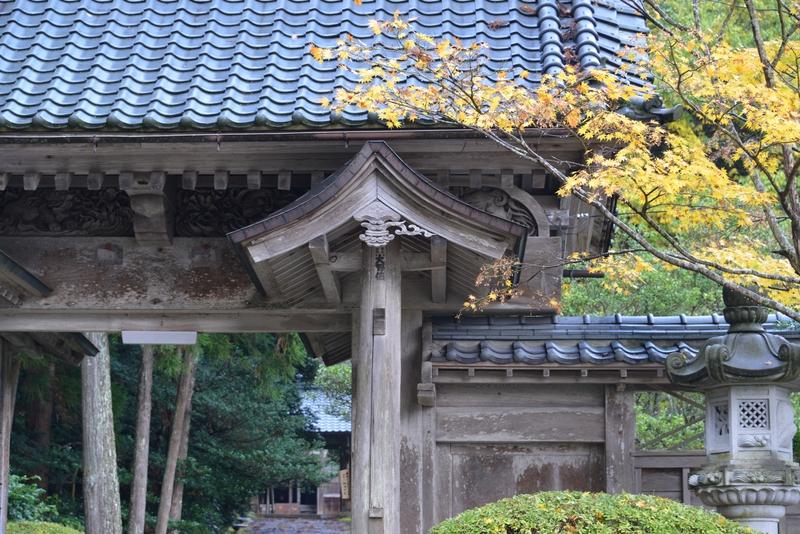 十月末の種月寺-2