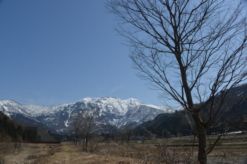 残雪 八海山-1