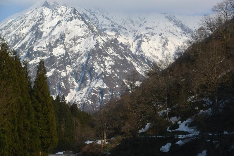 残雪 越後駒ヶ岳-2
