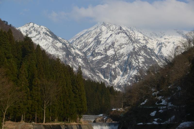 残雪 越後駒ヶ岳-3