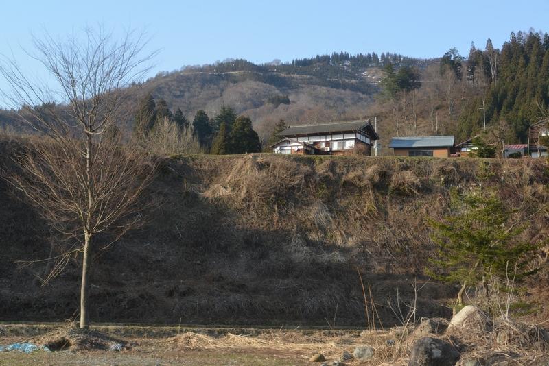 山里の春-2