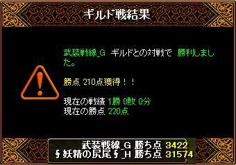 20151120妖精結果