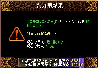20151206妖精結果