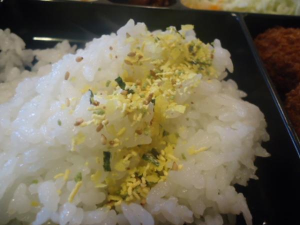 4/5 HIROメンチカツ定食