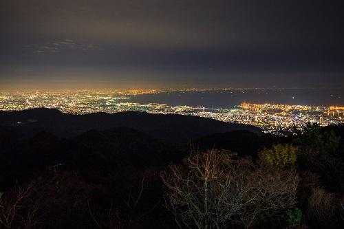 201511六甲山夜景