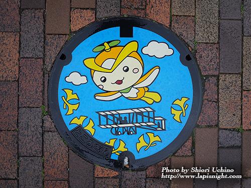 埼玉県 所沢市 マンホール -ところん-
