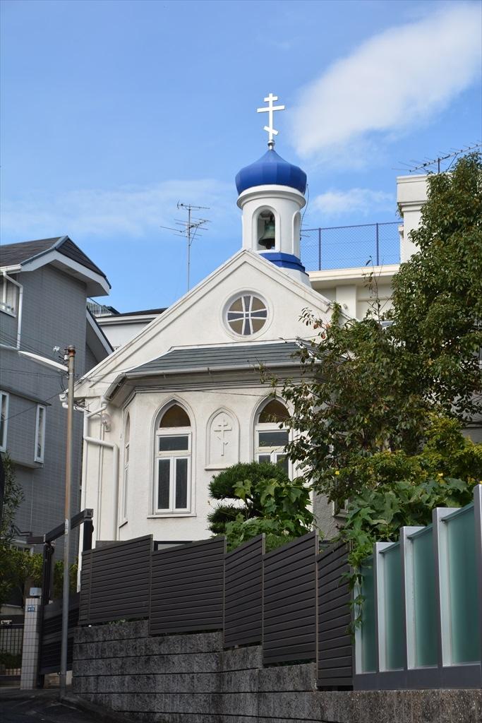神戸ハリストス正教会_1