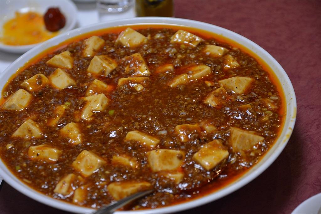 2種類の麻婆豆腐_1