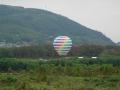 151107淀川河川敷に気球