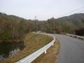 151122槙山から県道132号、甲南方面への上り