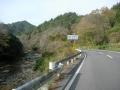 151122大戸川沿いの県道16号を下る