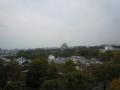 151011名古屋城ビュー