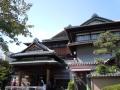 151012覚王山の料亭松楓閣