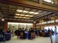 151012松楓閣の披露宴会場