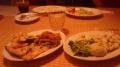 151018夕食のディナービュッフェ