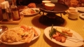 151101夕食はPSミラノのディナービュッフェ
