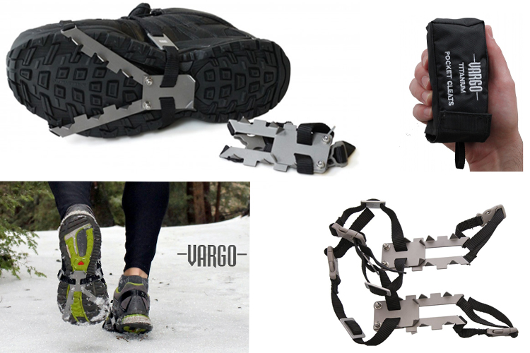 Vargo Pocket Cleats