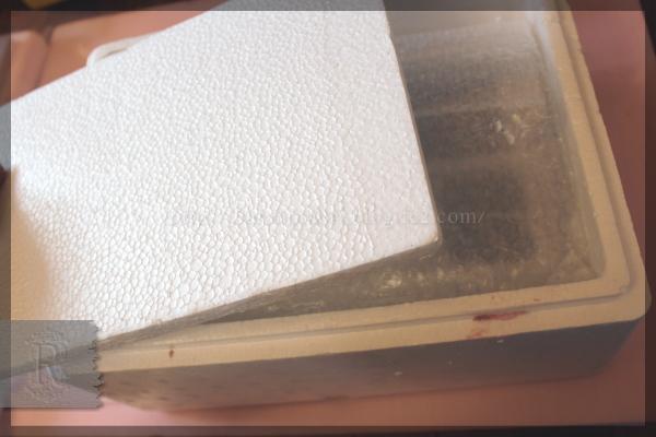 手作り石鹸 石けん せっけん 保温 20151021