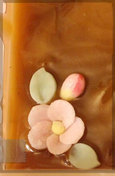 カリン かりん 花梨 手作り せっけん 石鹸 石けん 20151026