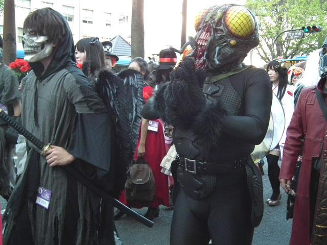 2015カワサキハロウィンパレード(8)