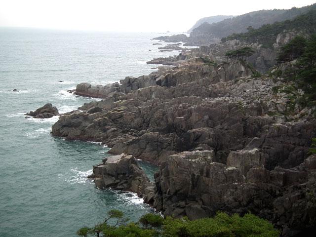 横沼展望台からの風景(1)