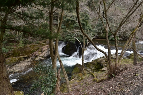 5猿飛の滝