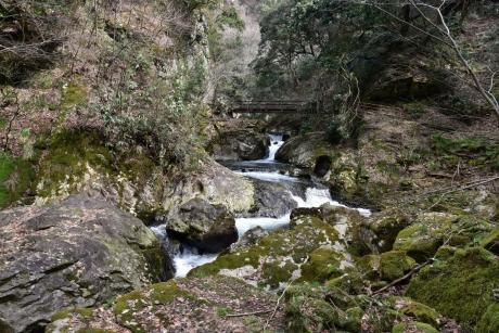 6滝尻滝は