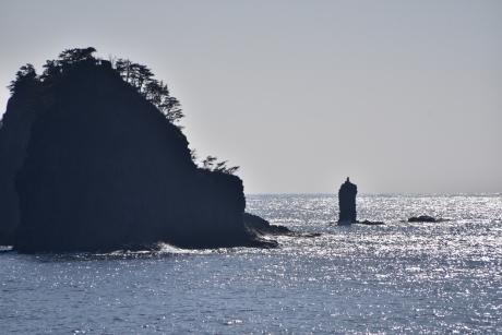 23望遠ローソク島