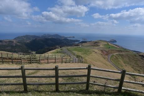 19知夫里島が見渡せる