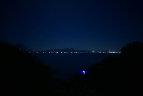 7大山の夜景